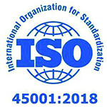 Gulf Environment and Waste FZE is  ISO-45001 Certified.