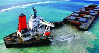 Oil spill response In the UAE